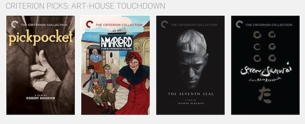 Criterion cancels your weekend plans, makes its Hulu collection available for free