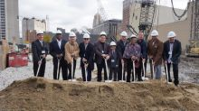 Construction Begins on Detroit's First Cambria Hotel