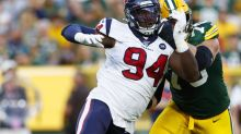 Texans OLB coach likes that DE Charles Omenihu plays with a chip on his shoulder