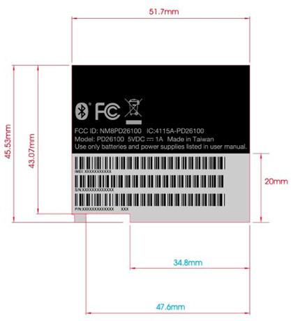 Mysterious HTC Windows Phone 7 device breaks cover at FCC, swears it was invited