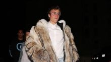 Justin Bieber and other celebrities who wear real fur