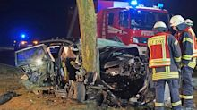 Drei Tote und drei Schwerverletzte bei Unfall nahe Bremen