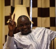 Gambia's President-elect arrives in Senegal after talks fail