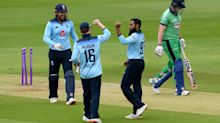 Adil Rashid and Curtis Campher impress as Ireland set England 213 for victory