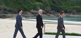 Líderes del G7 concuerdan en mantener estímulos fluyendo en sus economías