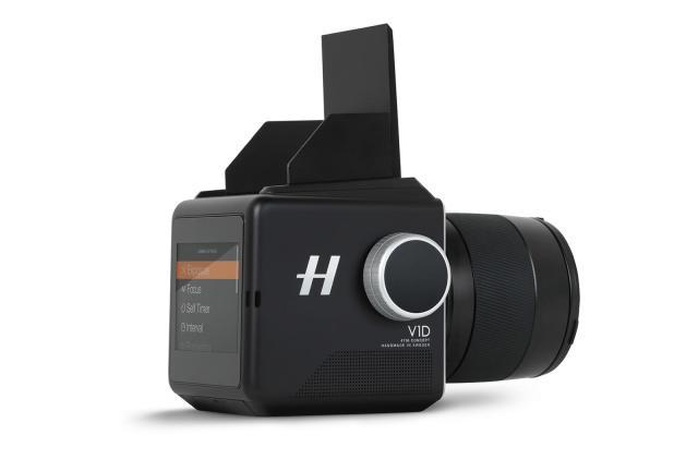 Hasselblad's V1D concept is a modular 75-megapixel camera