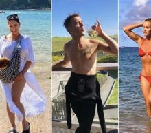 Celebrity staycations: 10 envy-inducing holiday snaps in the UK