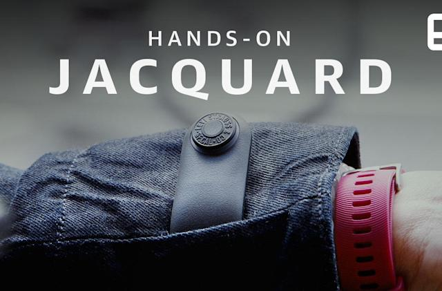 Google and Levi's smart jacket gets a small but useful update