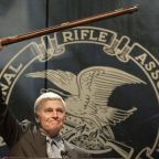 AP Photos: A look back at past NRA conventions