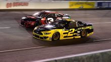 Results, point standings after Richmond playoff race