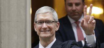 Apple announces $350B U.S. investment