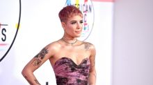 Halsey Gushes Over Working With Lady Gaga and Bradley Cooper in 'A Star Is Born' (Exclusive)