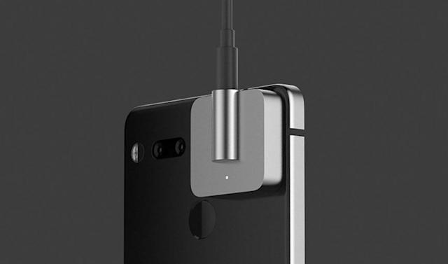 Essential's second smartphone module adds a headphone jack