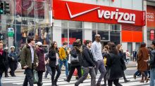 There's one Dow stock having a great day — Verizon
