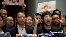 USA provozieren China mit Hongkong-Gesetzen