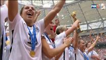 Team USA World Cup Victory Highlights Equal Pay Issue