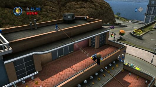 New Lego City: Undercover trailer is on the hunt