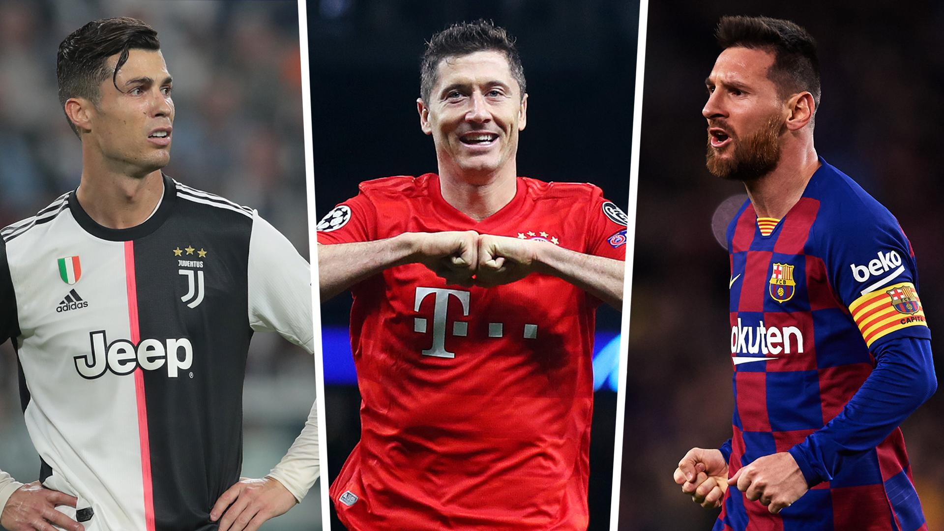 Messi Or Ronaldo Maybe Lewandowski Is The Best Team Mate Muller