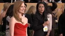 SAG Awards 2013 Fashion Review