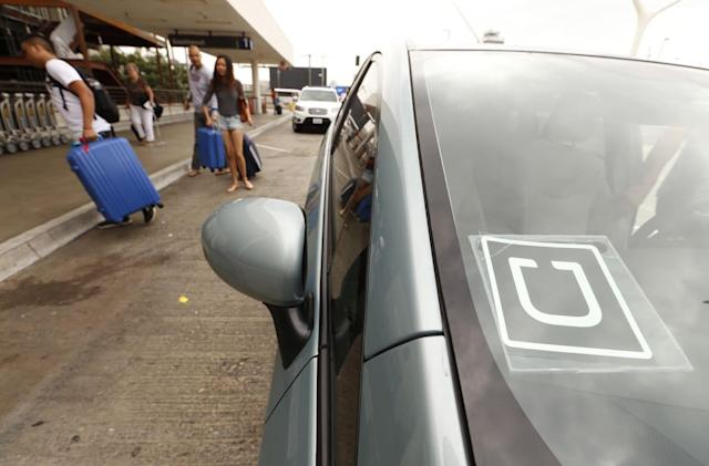 Uber might owe you money for charging airport fees