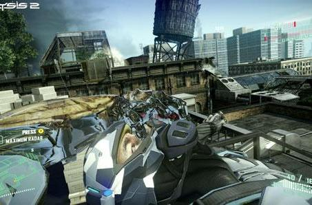 Patch coming for Crysis 2 PC multiplayer key issues, workaround detailed