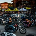 Thousands of bikers heading to South Dakota rally to be blocked at tribal land checkpoints