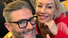 The technique that helped Denise Van Outen reconnect with partner Eddie Boxshall