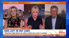 The shocking number of Australian parents locking their kids in hot cars