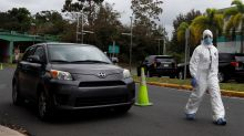 Hombre se niega a ponerse mascarilla y rompe cámara de seguridad en San Juan