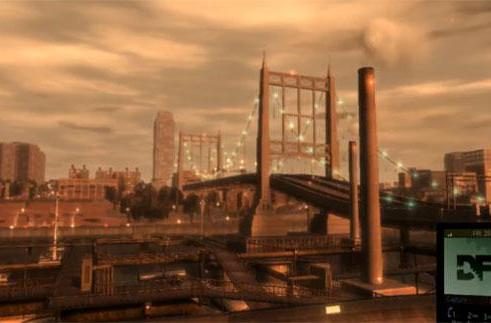 Video: 15 days in GTA IV's Liberty City