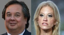 George Conway Appears To Fact-Check Wife Kellyanne Conway After Bonkers CNN Interview