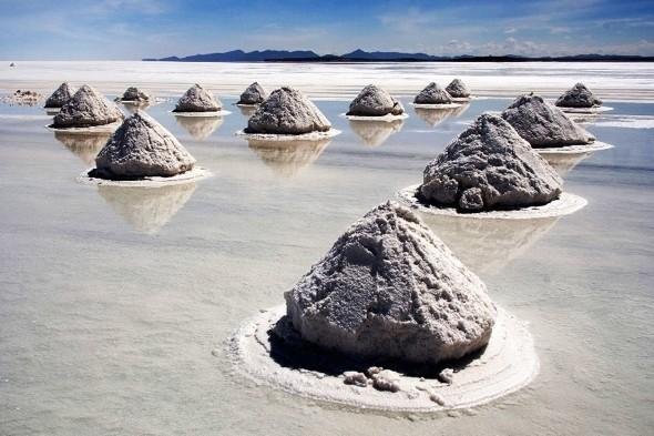 """<p>Bolivia is the highest, most isolated and most rugged nation of South America - so it's a brilliant choice for thrill-seekers. Take a 14-night tour that begins in the bustling capital, La Paz, then embarks on a four-night four-wheel drive tour of the world's largest salt flat, the Salar deUyuni, which is 10582 square kilometres (4086square miles) before visiting the world's highest city, Potosi, sitting at an altitude of 4090 metres above sea level. You'll then head to the beautiful colonial town of Sucre and end the tour with five days in the jungle and rainforest. Visit <a href=""""http://www.encounterstravel.com/"""" target=""""_blank"""">encounterstravel.com</a></p>"""