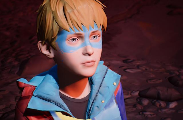 'Life is Strange' returns with 'The Awesome Adventures of Captain Spirit'