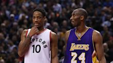 Toronto Raptors Pay Tribute To Kobe Bryant