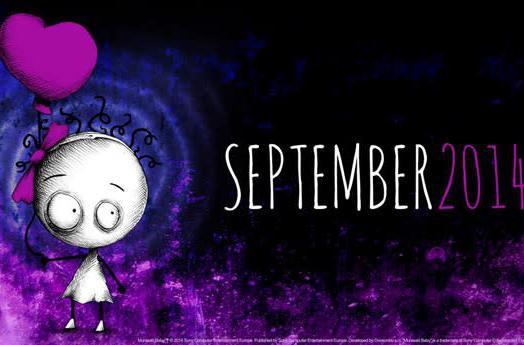 PS Vita puzzler Murasaki Baby arrives in September