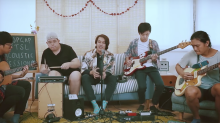 Singapore band performs Sun Ho's song 'China Wine'