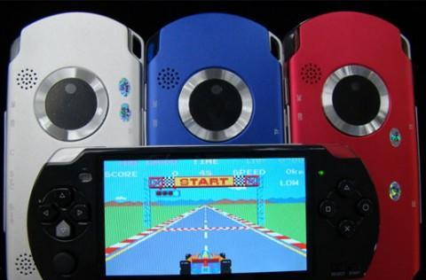 PXP-900 handheld ditches the UMD drive, and the PSP