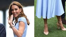 Sale alert: Kate Middleton just wore these Aldo shoes - and they're on sale for only $41