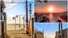 日本攝影師專影「小巷海景」 超靚作品Twitter熱傳