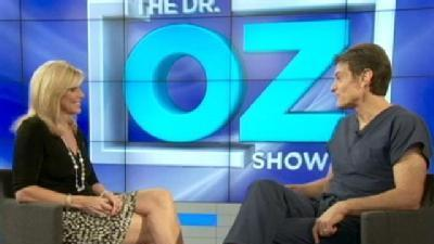 Dr. Oz Reveals Ways To Ease Menopause