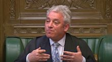 Tory MPs launch campaign to oust Speaker John Bercow over Brexit 'bias'