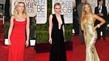 Golden Globes: 22 best looks of all time
