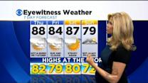 Katie's Thursday Forecast: May 28, 2015