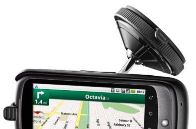 Behold, the Nexus One car dock... and no, you still can't buy it (update: oh, yes you can!)