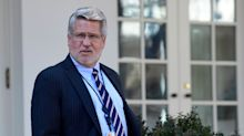 White House communications director Bill Shine resigns