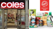 Coles bargain buys sweep Product of the Year awards