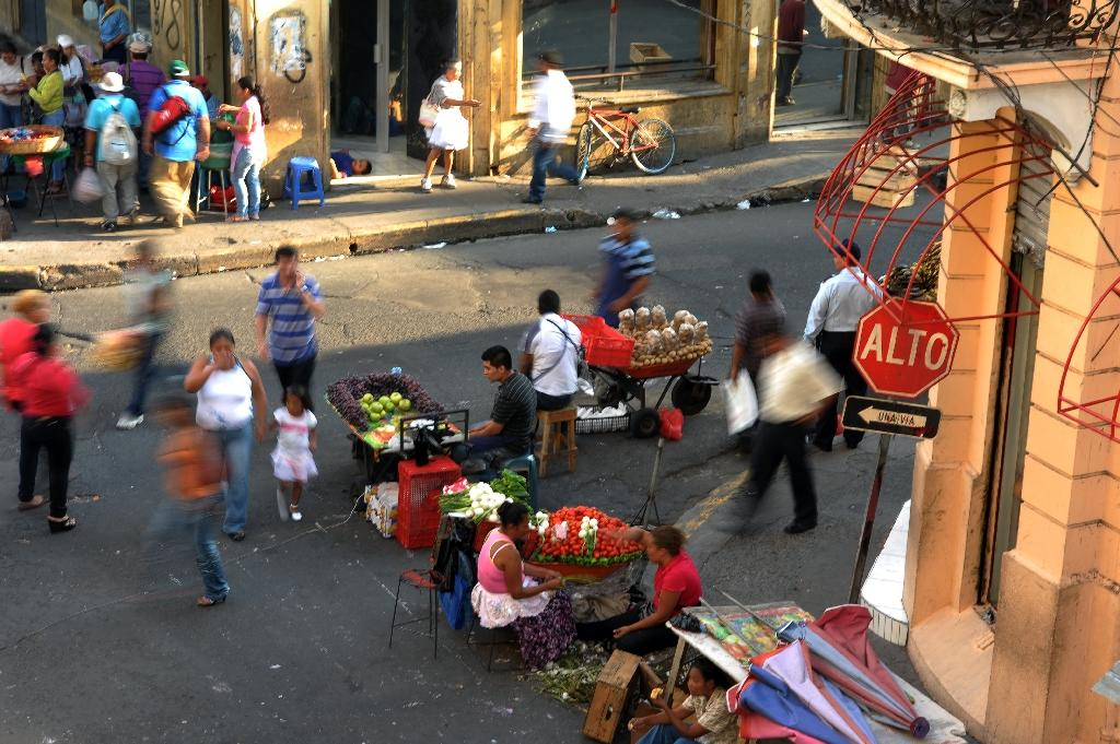 A third of the money disbursed by the US will go to promoting economic growth in El Salvador, where gang violence and poor employment prospects are the main drivers of emigration to the United States