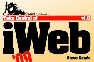 Take Control of iWeb '09 with exclusive TUAW discount