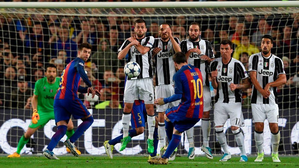 Barcellona-Juventus 0-0: 'Madama' fa muro e vola in semifinale