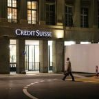 Credit Suisse Takes $450 Million Hit on Stake in U.S. Hedge-Fund Firm